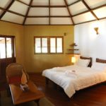 Loango lodge room